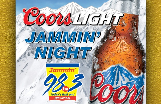 Celebrate Beer & Motorcycles at this Coors Light Jammin' Night