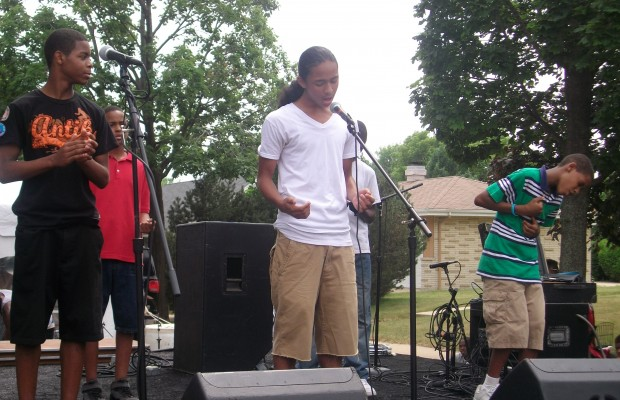 Garfield Avenue Festival Youth Talent Competition