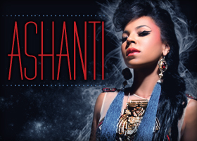 Ashanti – SOLD OUT!