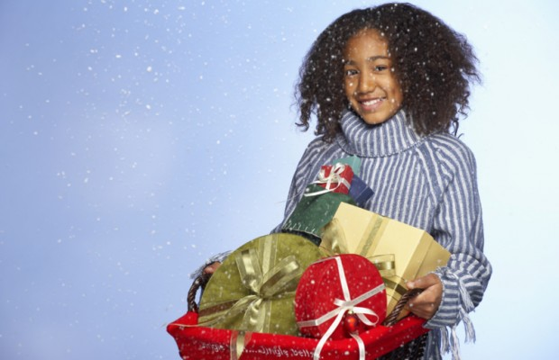 Christmas Celebration for Kids with Incarcerated Parents