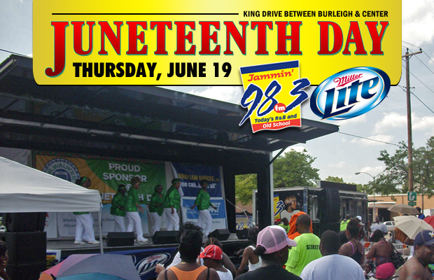 Juneteenth Day Celebration 2014