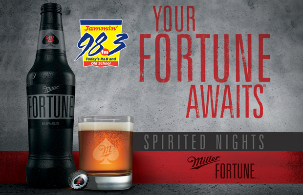 "Try the NEW ""Miller Fortune"" & Win Summerfest Tickets"