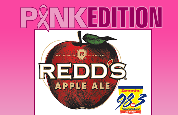 jammin u2019 night out with redd u2019s apple ale special pink