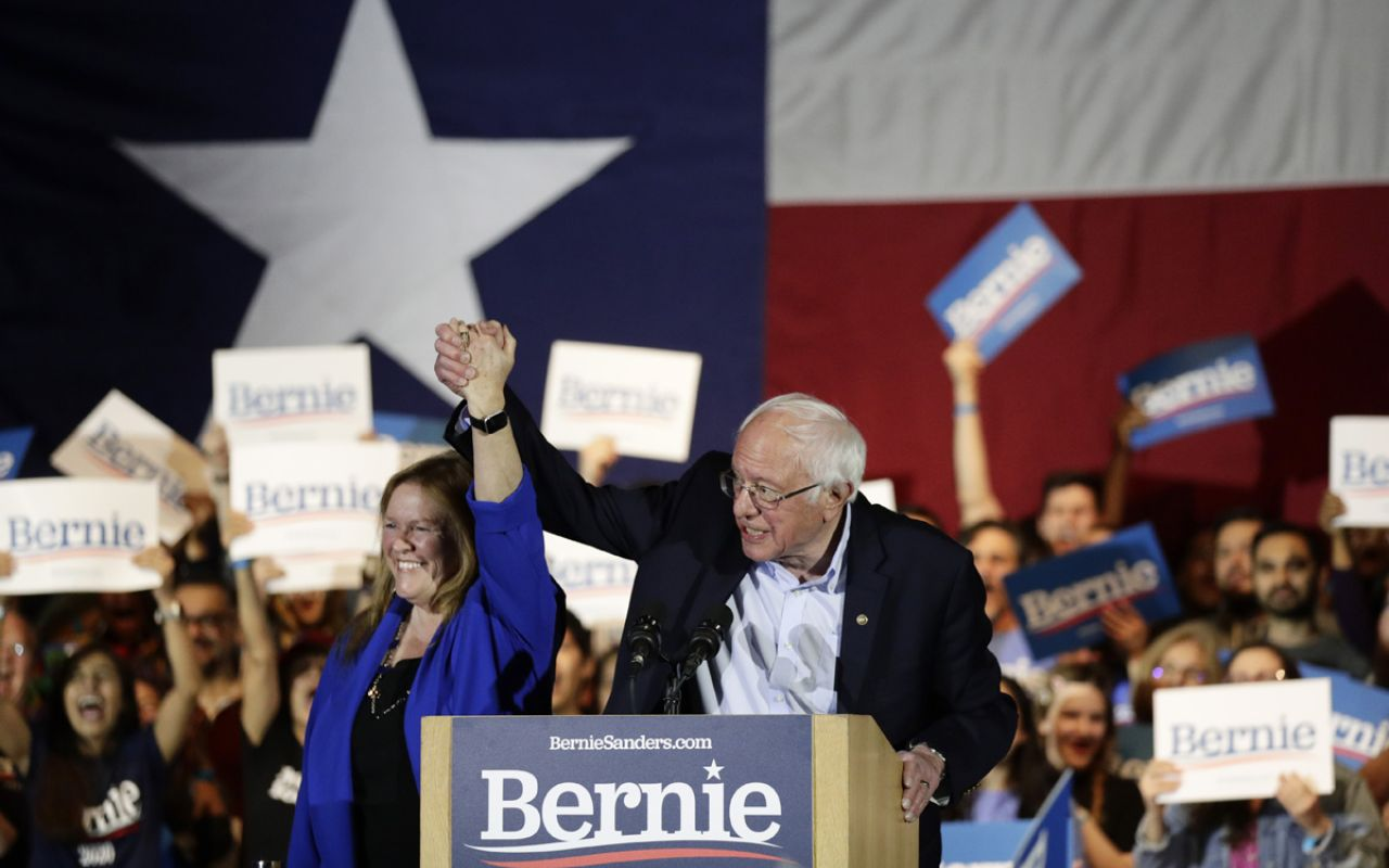 Sanders 2016 Movement Now Has Political Machine To Push